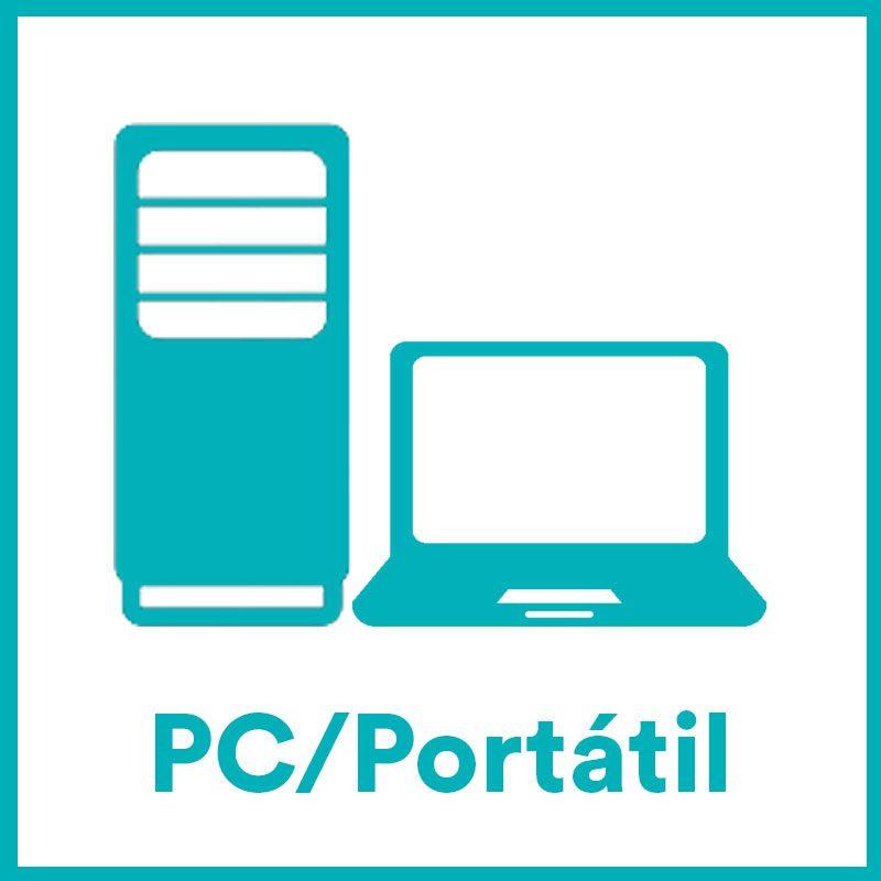 Logo PC Portatil