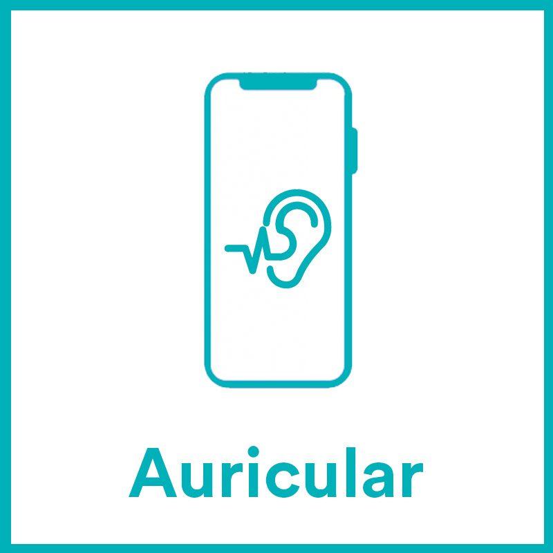 Logo auricular