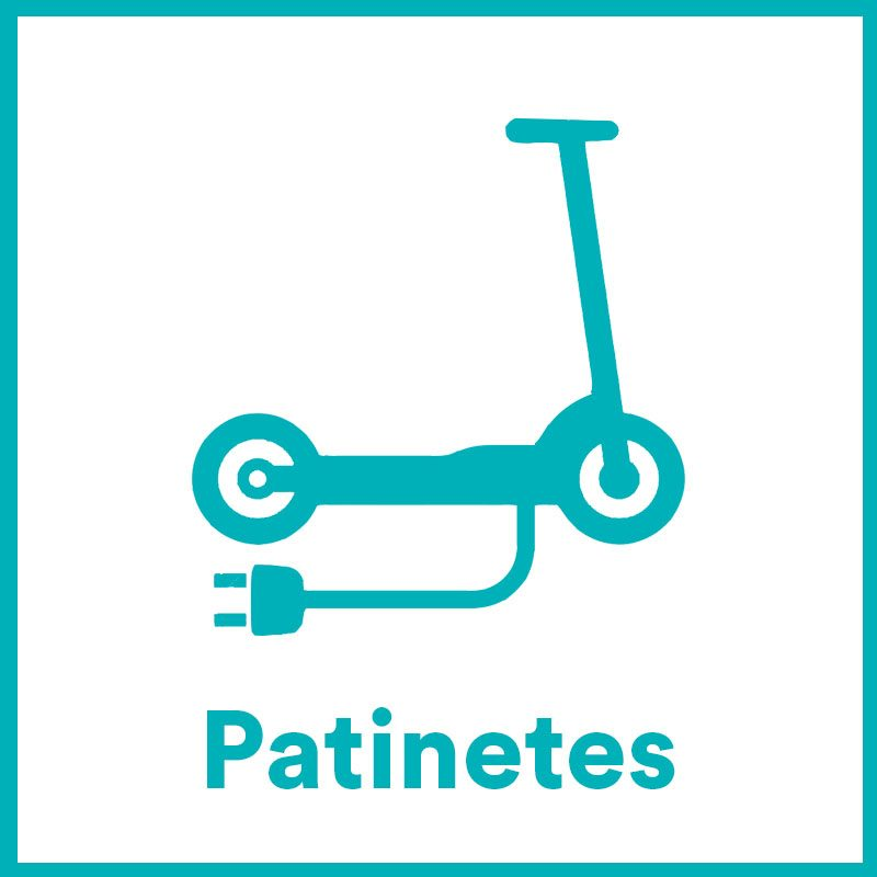 Logo patinetes