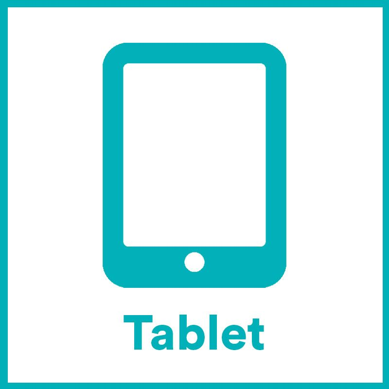 Logo tablet